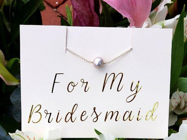 Tmx Bridesmaid Pearl 51 1055643 1566311925 Newport, RI wedding favor