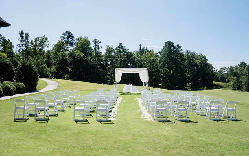 Event Lawn Ceremony