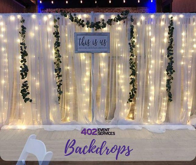 Backdrops