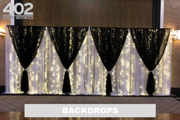 Production: Backdrop