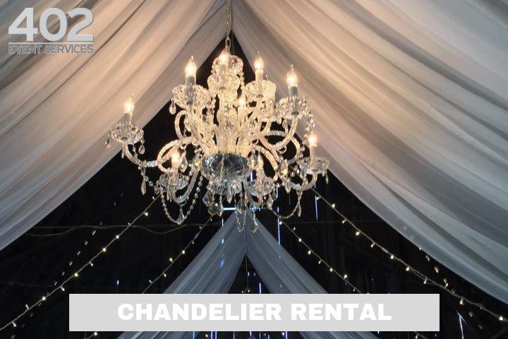Production: Chandelier Rental