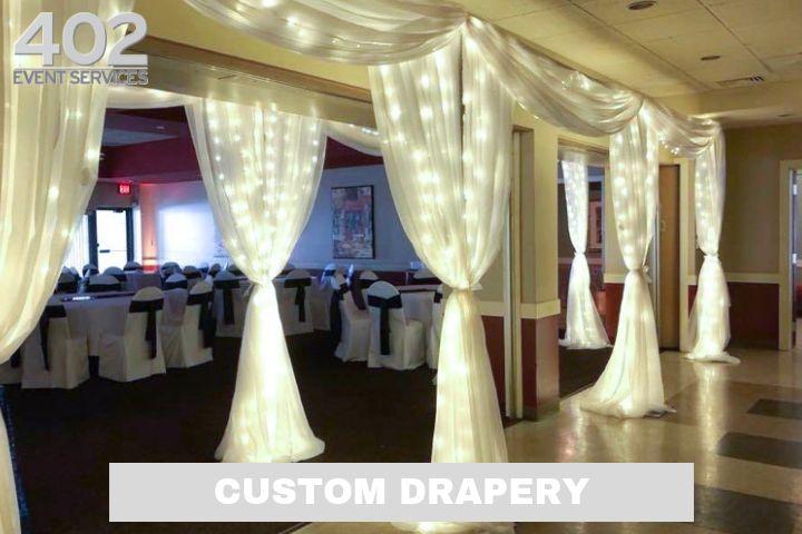 Production: Custom Drapery