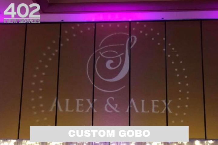 Production: Custom Gobo