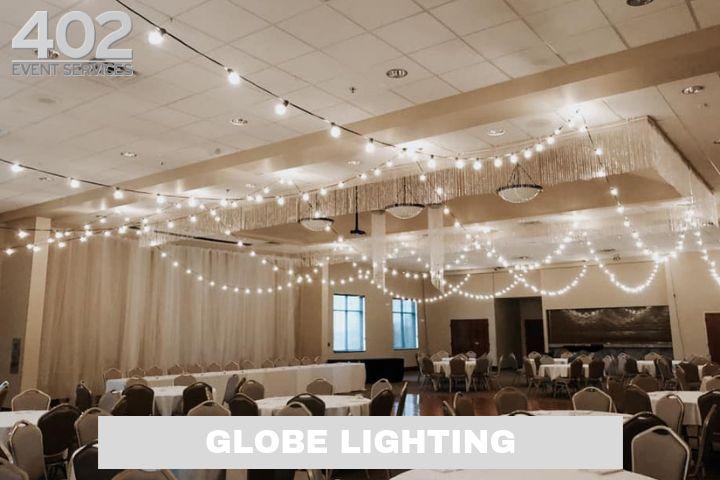 Production: Globe Lighting