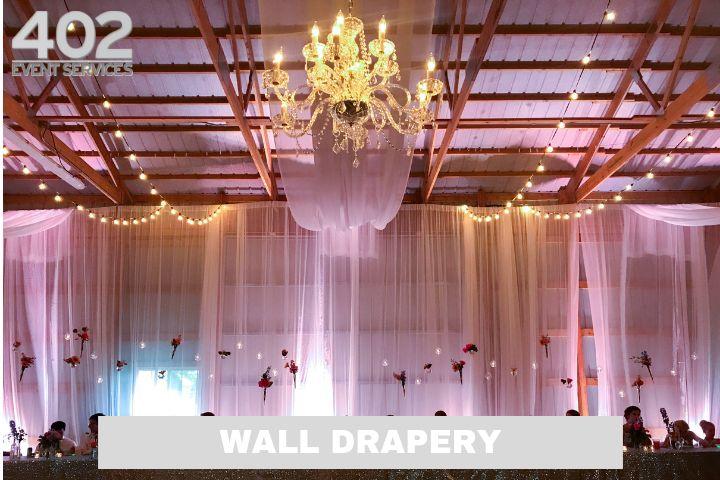 Production: Wall Drapery