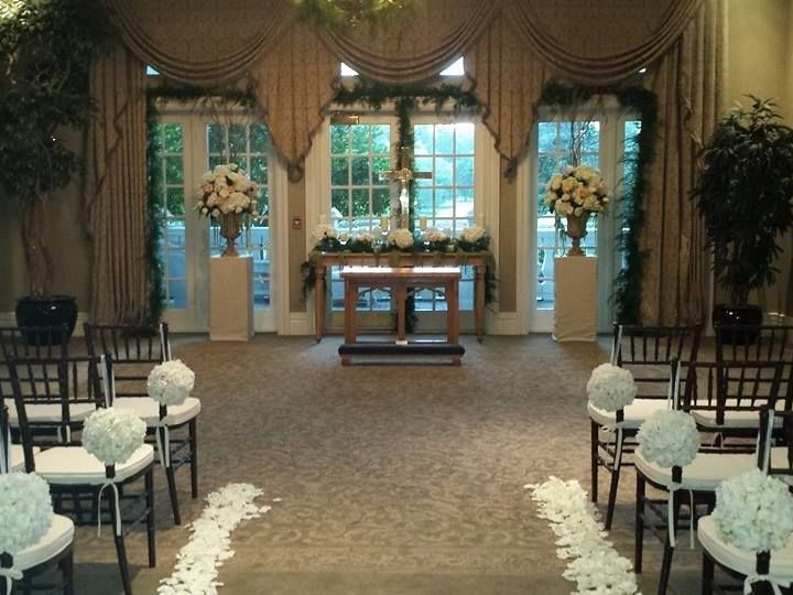Tmx 1530726296 47dc14a3df796386 1530726295 55d32cd37e1266ad 1530726357945 2 Indoor Ceremony 2 Ocala, FL wedding venue