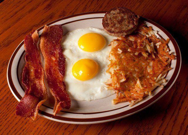 Ham & egg