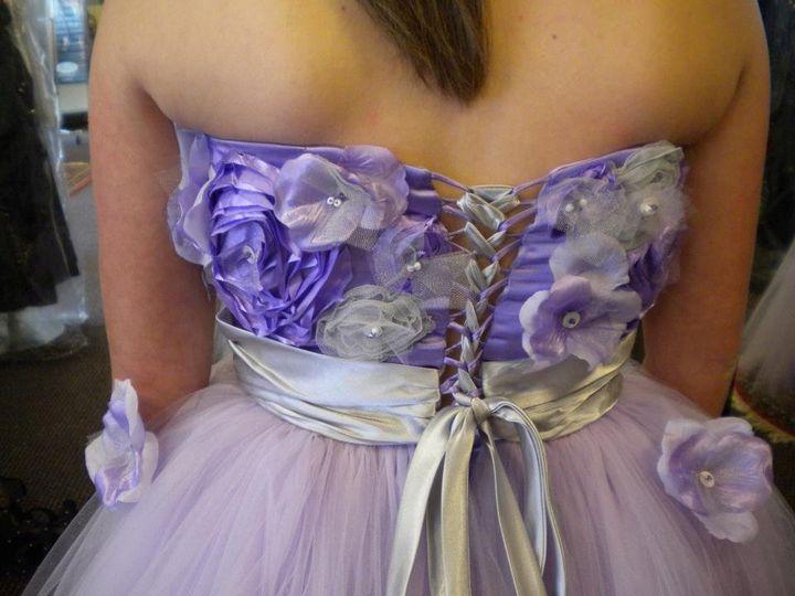 Tmx 1350591569945 Mikaylacorset Wichita, KS wedding dress