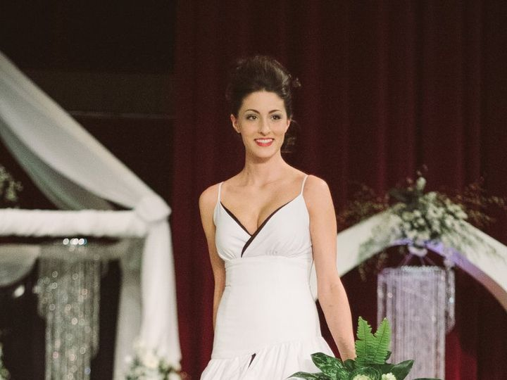 Tmx 1358482519119 VanyaDesignsRunwayKevinFerstlPhotography2013028 Wichita, KS wedding dress