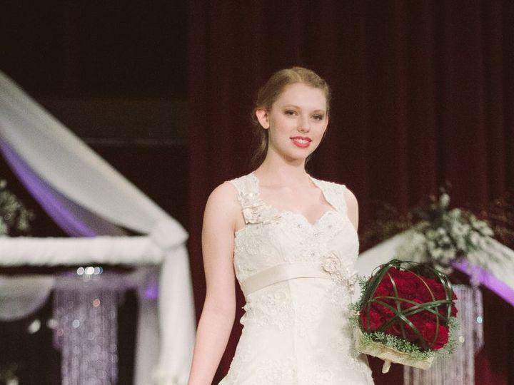 Tmx 1358482731554 VanyaDesignsRunwayKevinFerstlPhotography2013041 Wichita, KS wedding dress