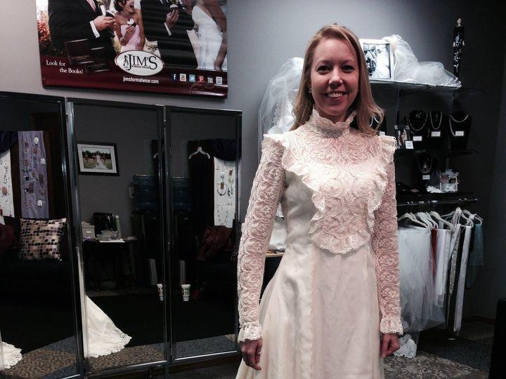 Tmx 1419442541252 435 Wichita, KS wedding dress