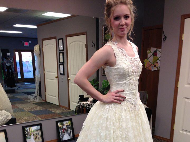 Tmx 1419442568829 Custom9 Wichita, KS wedding dress