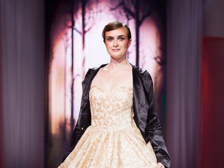 Tmx 1514590582286 Vanyadesignsaug2017ofwsaturdayrunwaybyheatherandja Wichita, KS wedding dress