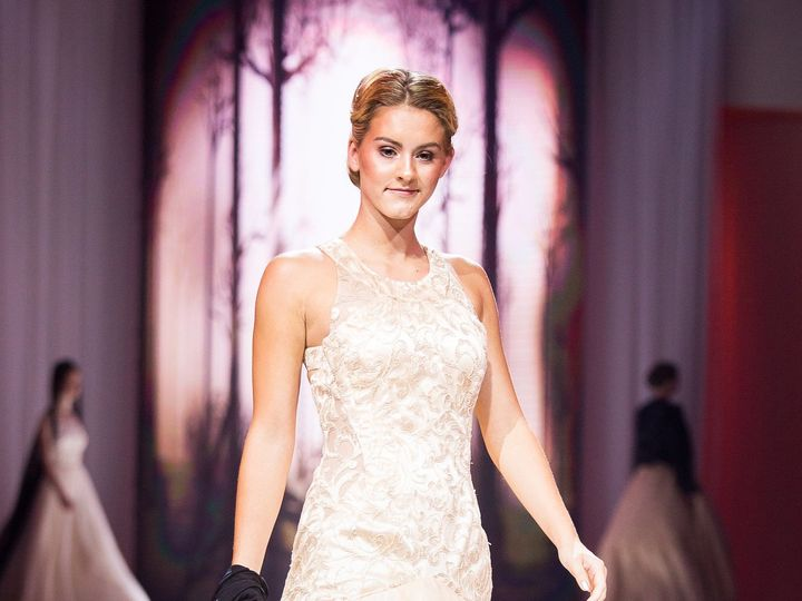 Tmx 1514590597594 Vanyadesignsaug2017ofwsaturdayrunwaybyheatherandja Wichita, KS wedding dress