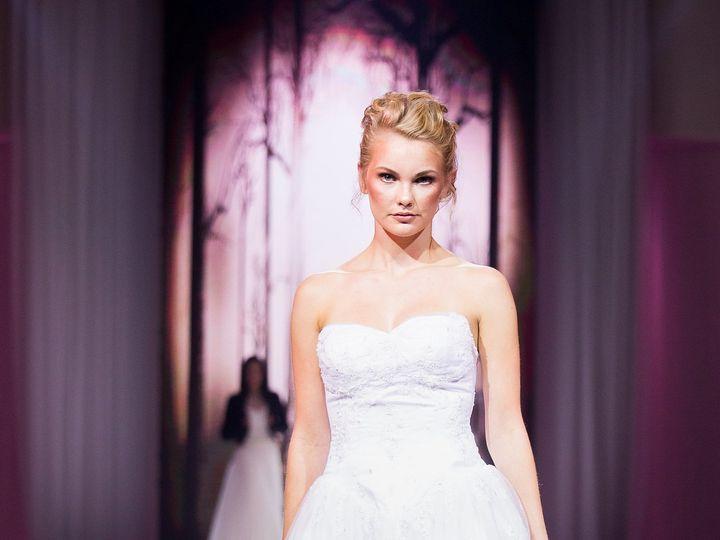 Tmx 1514590658013 Vanyadesignsaug2017ofwsaturdayrunwaybyheatherandja Wichita, KS wedding dress