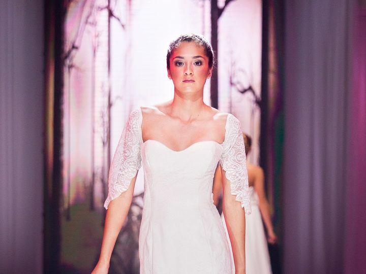 Tmx 1514590685566 Vanyadesignsaug2017ofwsaturdayrunwaybyheatherandja Wichita, KS wedding dress