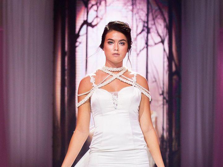 Tmx 1514590724849 Vanyadesignsaug2017ofwsaturdayrunwaybyheatherandja Wichita, KS wedding dress