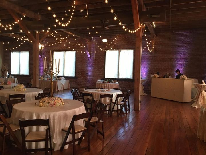 Reception with Bar
