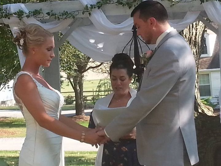 Tmx 1447214170912 Close Up Beth And Caleb Lancaster, Pennsylvania wedding officiant