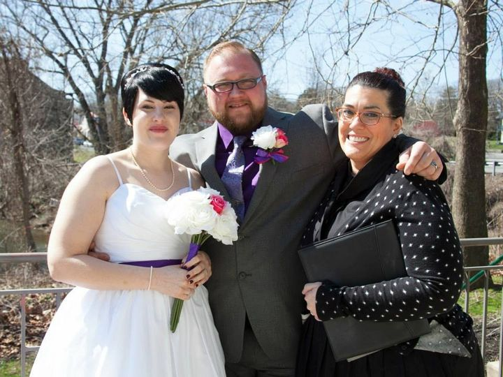Tmx 1447214237683 Jeremy And Kristi Close Lancaster, Pennsylvania wedding officiant