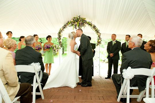 Tmx 1447214289479 Stone Mill Inn In The Rain Adrienne And Joe Lancaster, Pennsylvania wedding officiant