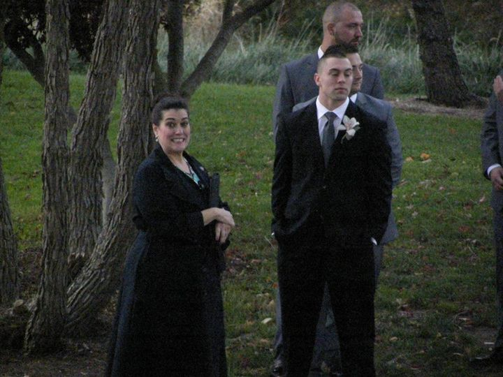 Tmx 1447214322305 Waiting For The Bride At The Farm At Eagles Ridge Lancaster, Pennsylvania wedding officiant