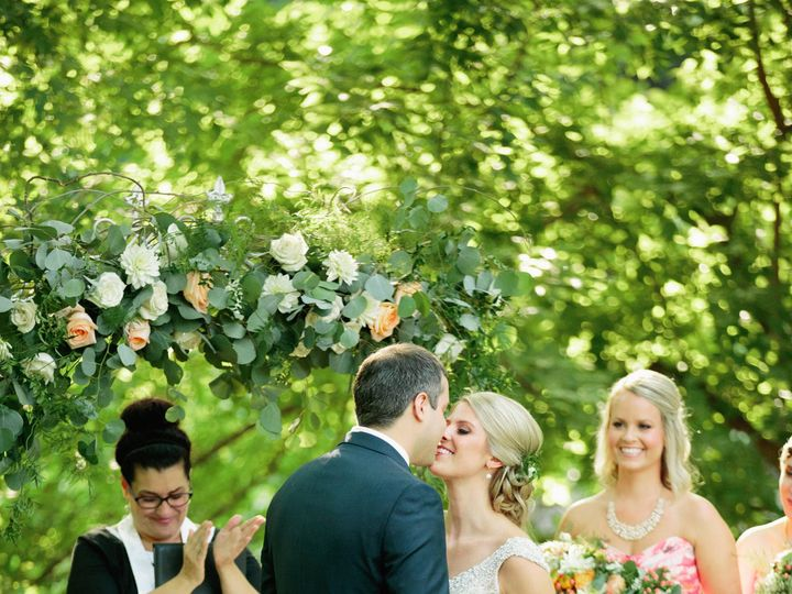 Tmx 1487295934 5408362b7ece4ba3 Courtney And Mark Kiss Lancaster, Pennsylvania wedding officiant
