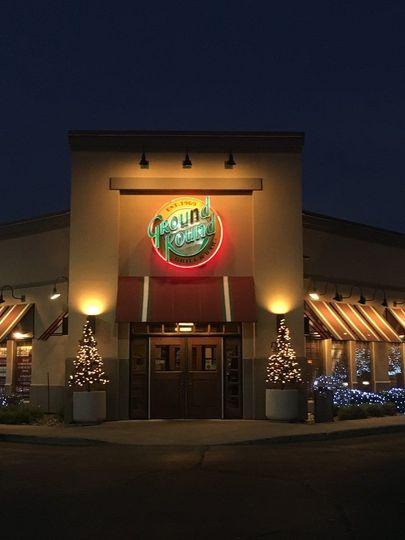 Onsite restaurant & bar