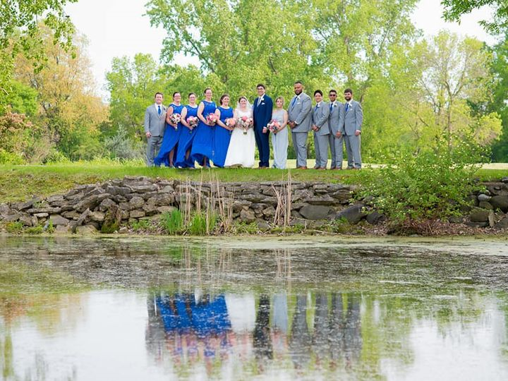 Tmx May 2019 Wedding By Pond 51 31743 158204038255287 Neenah wedding venue