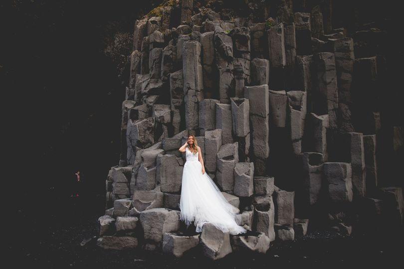 Vik, Iceland wedding