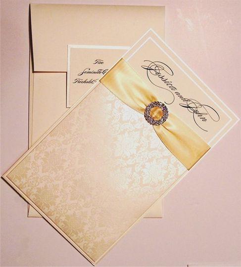 Parchment paper sample
