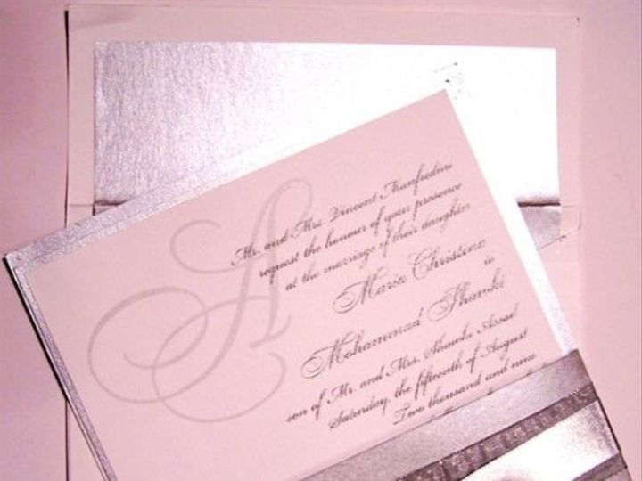 Tmx 1389128168425 Mm Freehold, New Jersey wedding invitation