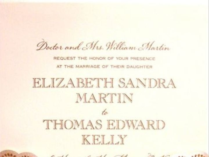 Tmx 1389128171414 Mm Freehold, New Jersey wedding invitation