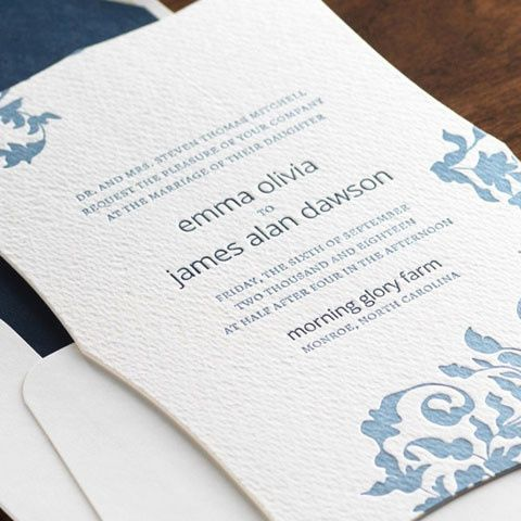 Tmx 1451095387885 Invitation Freehold, New Jersey wedding invitation