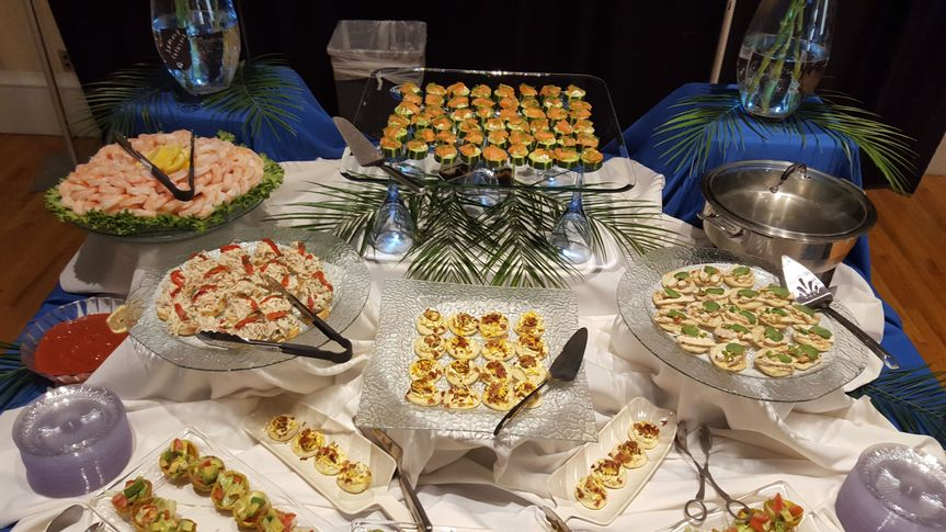 Coastal Catering