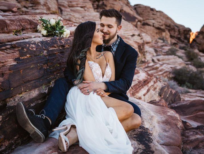 Desert love - Chelsa Christensen Photography