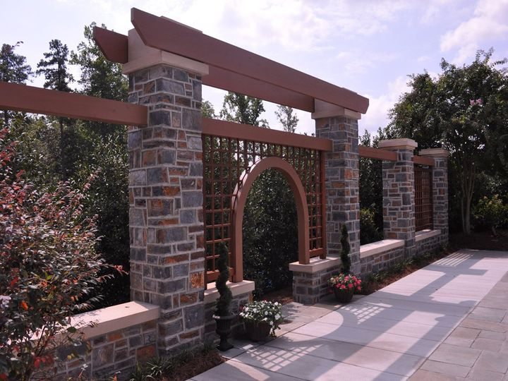 Newly Redesigned Presidents Terrace is Perfect for Outdoor Ceremonies & Receptions (350 max.)