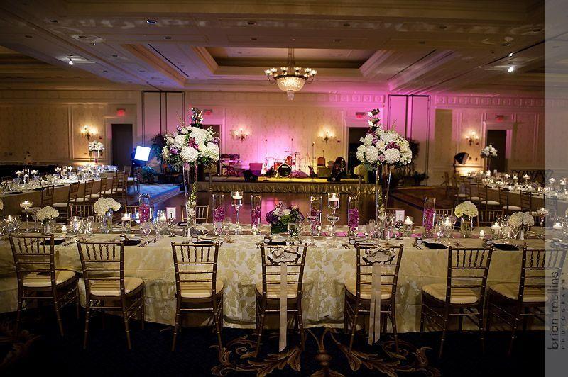 Presidents Ballroom Head Table