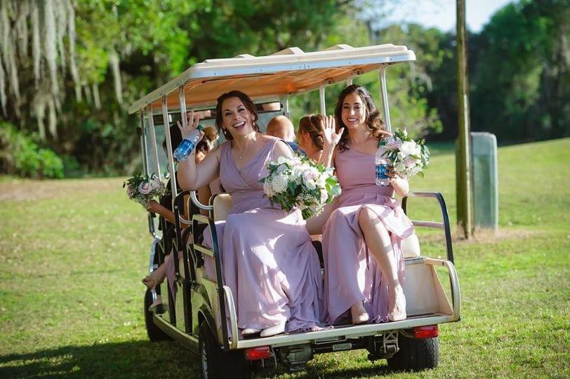 Golf Cart Photo Opps