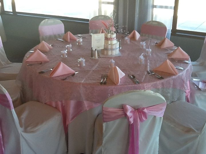 Tmx 1391094417729 Pink Baby Showe Lake Mary wedding venue
