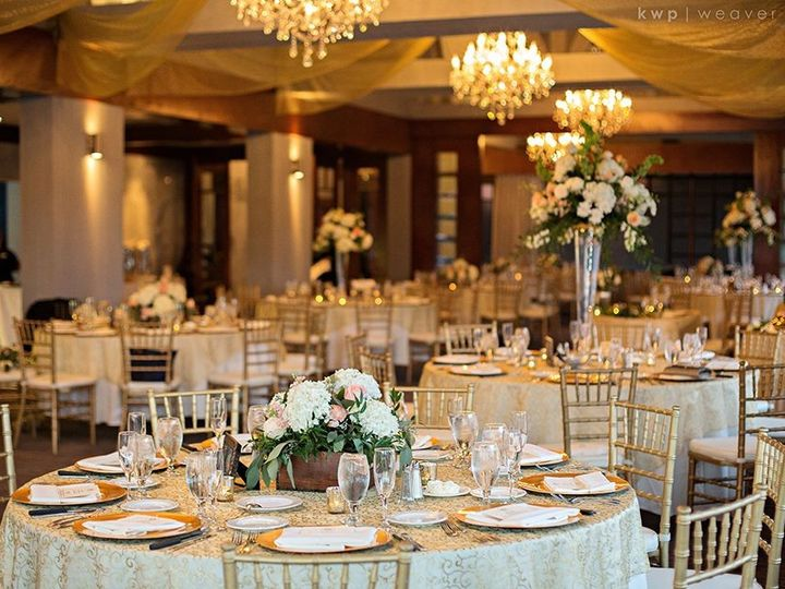 Tmx Gold And White Reception 51 54743 1561748551 Lake Mary wedding venue