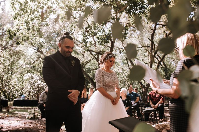 Greynolds Park Miami Wedding