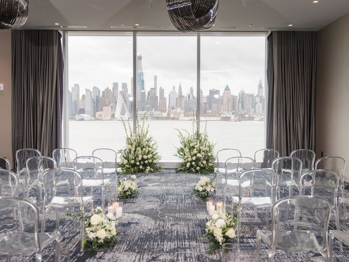Tmx 06 Ceremony 1 51 1074743 157530219813226 Weehawken, NJ wedding venue
