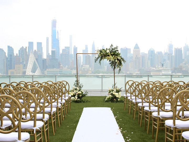 Tmx Envue Wedding Ceremony 1 51 1074743 1564425142 Weehawken, NJ wedding venue