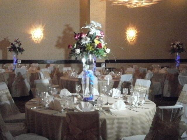 Tmx 1381499382380 Tan Linens With Champagne Stamford, New York wedding venue
