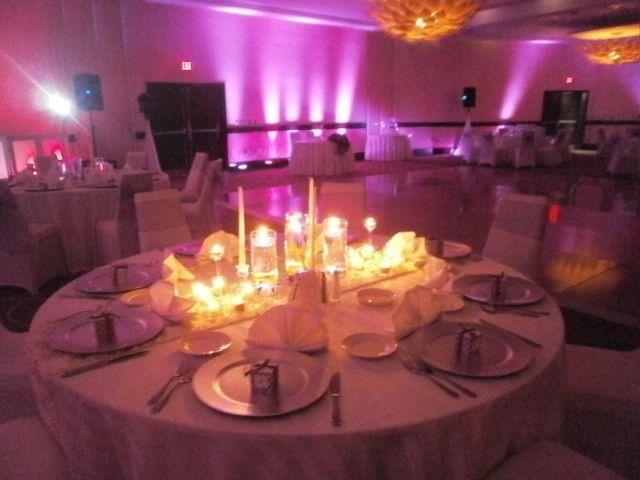 Tmx 1459264625462 Ballroom With Uplighting Stamford, New York wedding venue