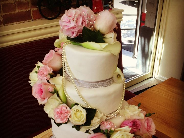 Tmx 1381003086522 Dunbarcake713007 Brooklyn, NY wedding cake