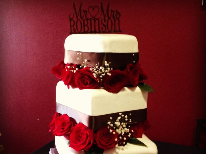 Tmx 1381003475256 Sammuels813002 Brooklyn, NY wedding cake