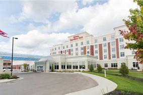 The Hilton Garden Inn Dayton South/Austin Landing