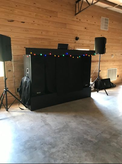 Portable professional booth
